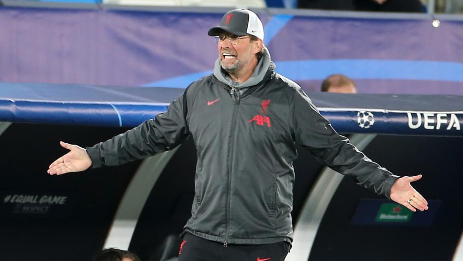 Liverpool manager Jurgen Klopp insists they cannot complain about their league finish this season (Isabel Infantes/PA)