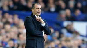 Roberto Martinez believes other European clubs have an easier ride in their domestic competitions