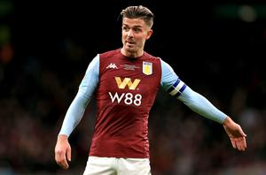 Jack Grealish was the first Premier League player to be caught breaking lockdown rules (Mike Egerton/PA)