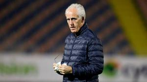 Former Ireland boss Mick McCarthy is proving age is no barrier to success with an unbeaten start to his Cardiff City career. Photo: Nicos Savvides/Sportsfile