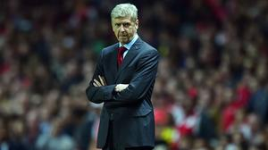 Arsene Wenger thought Arsenal would have beaten Tottenham had they not conceded first