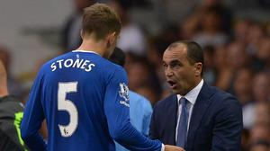 Everton kept hold of wanted man John Stones