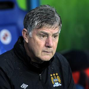 Brian Kidd welcomed Manchester City's return to winning ways after the disappointment of losing at Wembley