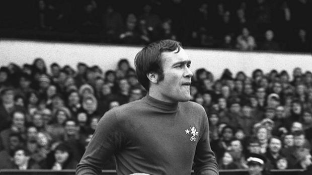 Ron Harris played for Chelsea between 1961 and 1980