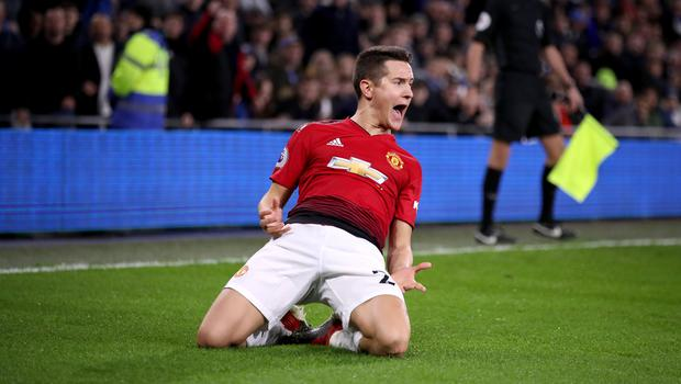 Ander Herrera has been a regular since the change of management (Nick Potts/PA)