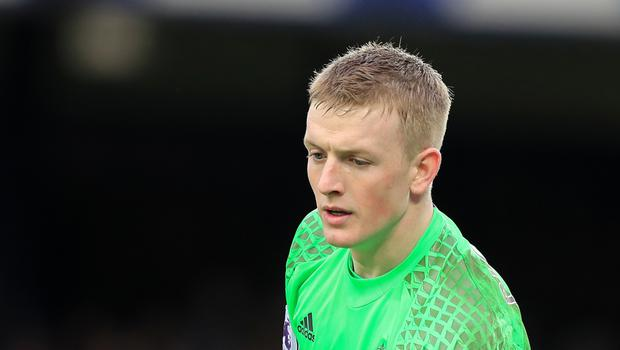 Keeper Jordan Pickford could be key to Sunderland's survival hopes