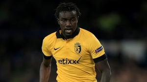 Crystal Palace have signed Pape Souare from Lille