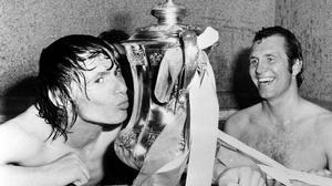 Bobby Stokes and Peter Osgood