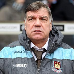 Sam Allardyce admits West Ham need to be at their best at Anfield