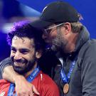 Liverpool manager Jurgen Klopp admits moving the African Cup of Nations back to January is a catastrophe as he will lose Mohamed Salah, Sadio Mane and Naby Keita for a month (Mike Egerton/PA)