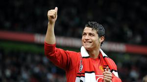 Cristiano Ronaldo won the PFA Player of the Year in 2007 and 2008 (Dave Thompson/PA)
