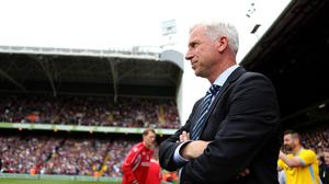Crystal Palace manager Alan Pardew is overjoyed with his side's 10th-placed finish