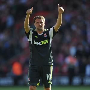 Michael Owen announced in March he would hang up his boots after just one season at Stoke