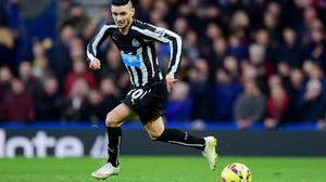 Newcastle midfielder Remy Cabella, pictured, is studying Peter Beardsley