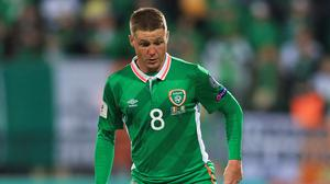 The Republic of Ireland's handling of James McCarthy has reignited a war of words between Martin O'Neill and Ronald Koeman