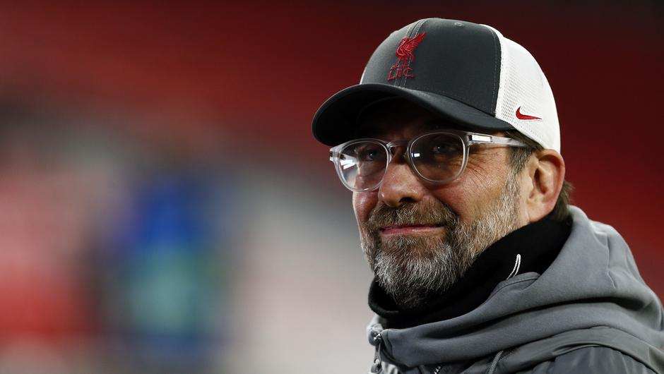 Things are looking up for Liverpool manager Jurgen Klopp and his side (Trenka Attila/PA)