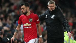 Bruno Fernandes has excelled at Old Trafford since his arrival (Nick Potts/PA)