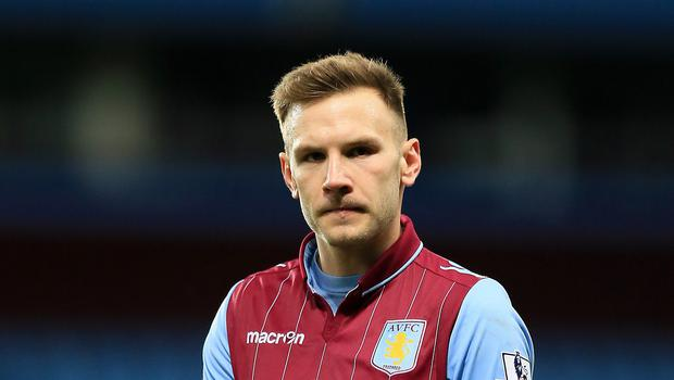 Andreas Weimann has joined Derby from Aston Villa