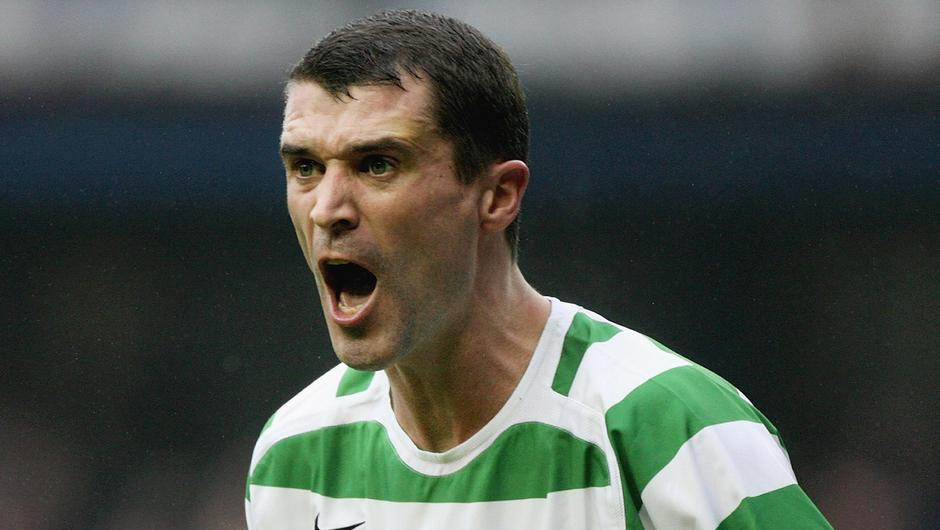 Roy Keane may not be universally welcomed as Celtic's new manager. Picture: Jeff J Mitchell