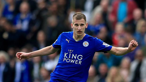 Former Aston Villa man Marc Albrighton will be playing Champions League football with Leicester next season