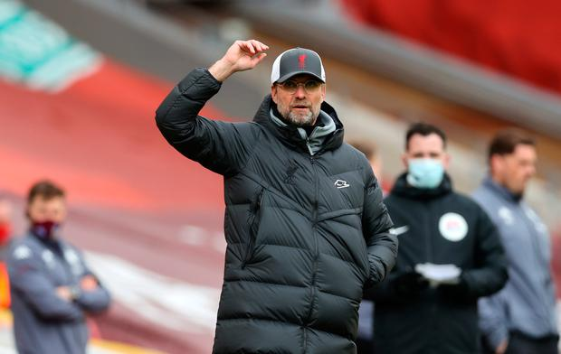 """Jurgen Klopp: """"We have to play like ourselves"""""""