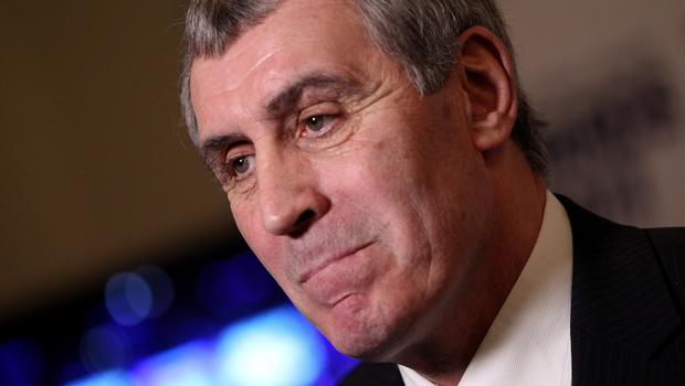 Peter Shilton spent eight years playing for Leicester