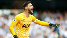 Hugo Lloris knows the difficulty that awaits Tottenham against Leipzig this week (Martin Rickett/PA)