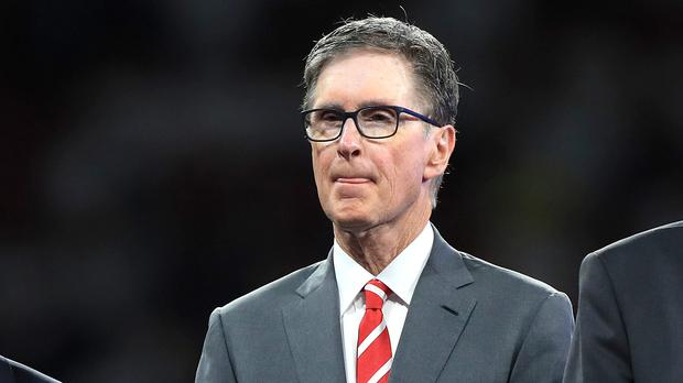 John W Henry has apologised to Liverpool fans (Mike Egerton/PA)