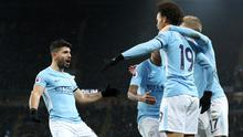 Sergio Aguero, who was able to celebrate three goals with his Manchester City team-mates, has vindicated the decision not to sign Alexis Sanchez