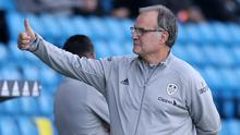 Marcelo Bielsa, pictured,has boosted his defensive options with the capture of Diego Llorente (Carl Recine/PA)