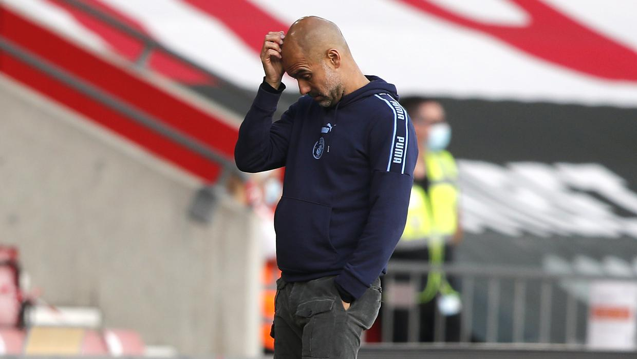 Pep Guardiola: City must cut out errors or risk FA Cup and Champions League exit