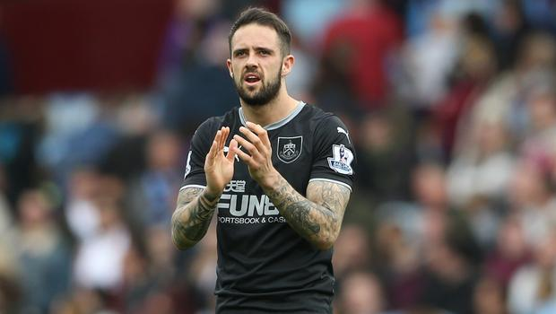 Out-of-contract Burnley striker Danny Ings is joining Liverpool