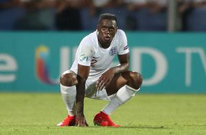 Aaron Wan-Bissaka endured a difficult time with England Under-21s (Nick Potts/PA)