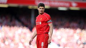 Sunday's trip to Stoke will be Steven Gerrard's 710th and final appearance for Liverpool