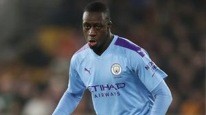 Manchester City's Benjamin Mendy cannot wait to get back to action (Nick Potts/PA)