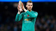 David De Gea is now contracted to Manchester United until the summer of 2020 (Martin Rickett/PA)
