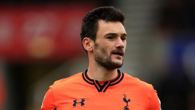 Hugo Lloris has been linked with a summer move to Manchester United