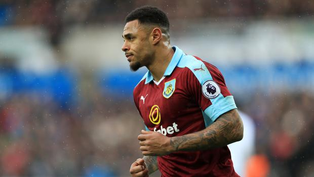 Andre Gray has scored eight Premier League goals this season
