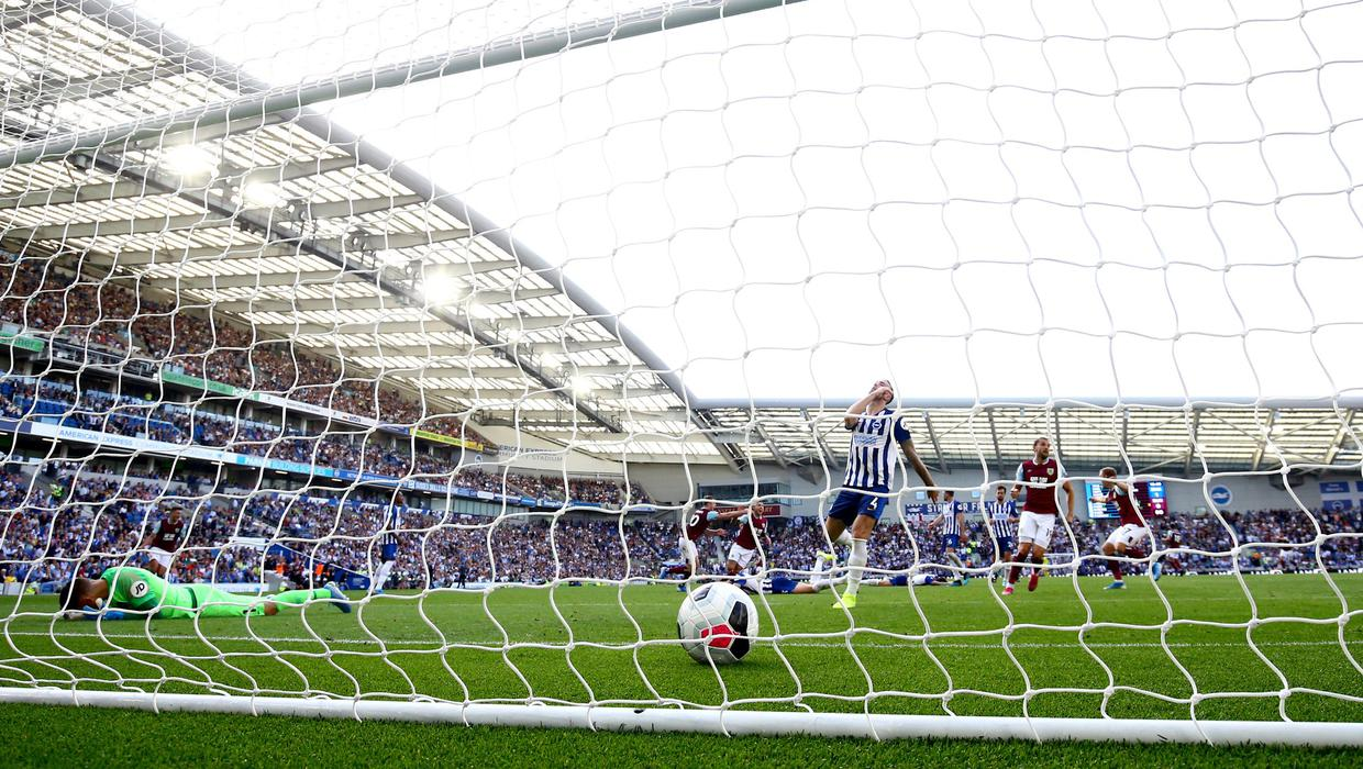 Brighton considering possibility of friendlies before Premier League restart
