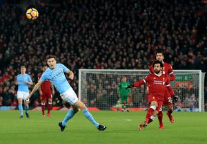 City are looking to bounce back from their loss at Liverpool
