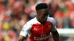 Danny Welbeck has returned to action after a long lay-off