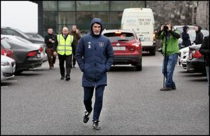 Roy Keane cuts a formidable figure and several Ireland players have revealed their wariness of the assistant manager