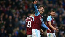 Jeff Hendrick is among the Burnley players out of contract this month (Dave Thompson/PA)