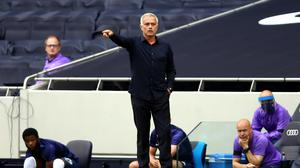 Jose Mourinho is using the prospect of winning the Europa League as a motivational tool to his players (Julian Finney/NMC Pool/PA)