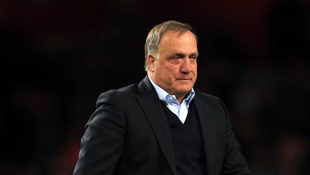 Dick Advocaat has agreed a one-year deal at Sunderland