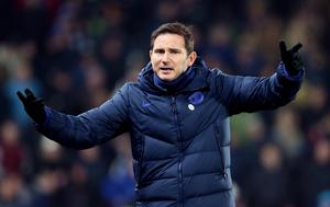 Frank Lampard, pictured, has challenged Christian Pulisic to keep on improving at Chelsea (Richard Sellers/PA)