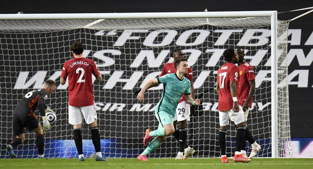 Liverpool's victory over Manchester United has put Champions League qualification in their own hands (Peter Powell/PA)