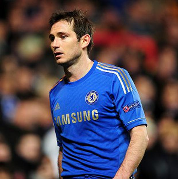 Frank Lampard is expected to captain Chelsea in the Europa League final