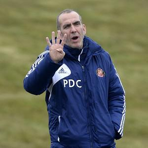 Paolo Di Canio's Sunderland take on rivals Newcastle on Sunday at St James' Park