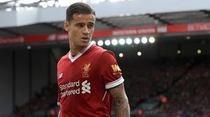 Liverpool's Philippe Coutinho is off to Barcelona